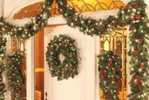Outdoor Christmas Decorations / Check out our most popular outdoor Christmas decorations as well as outdoor DIY Christmas decorations that you can make yourself.