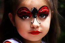 Facepainting / by Mia Montgomery-Hinkle
