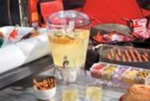 BBQ Parties & Tailgating / A collection of products and themes to create a fun summer party. BBQ party ideas, tailgating tips & recipes.