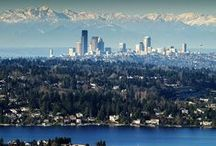 Seattle - Our Neighbor / Seattle is less than 20 miles from our County border and so easy to visit.