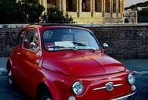 500 reasons for happiness / Fiat 500