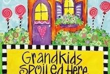GRANDKIDS ROOM / by Connie Smith