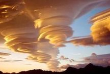 Cloud Illusions ... / Facination and fantasy  to be found in the clouds. / by Barbara Squires-Christensen