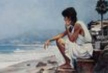 Steve Hanks collection / by Ren Tyhychi