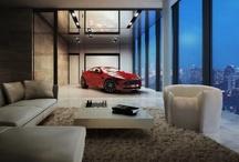 Casa Snob / Interior design and homes.. / by Nicole Markhoff
