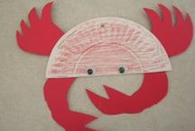 Kids Crafts for Camp / by Hayley Marshall