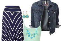 Style and wardrobe / by Bethany Schmitz