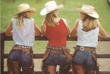 Country girls are BEST / by Jonlyn Conway