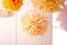 Party decorations & other ideas