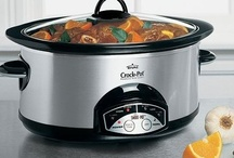 Crock Pot Cooking / by Laurie Mellen Breitfeller