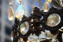 Chandeliers ! / by † ♥ Truffles & Turquoise (Michelle Vogler) ♥ †
