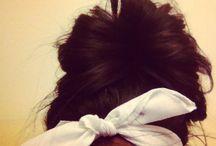 hair & makeup :) / by McKenna Johnson