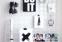 Studio, Workspace & Office Ideas