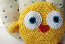 Crochet - cute things / A board for cute crochet items: amigurumis, toys, small things and so