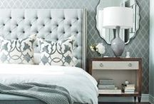 Bedrooms / by Hayley Marshall