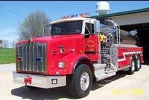 Fire Trucks (Tankers) / by Lieutenant 107