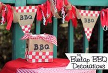 Burlap Crafts / So many amazing things that can be made using burlap. / by Sherri Osborn {Family Crafts}