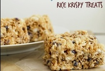 Rice Krispy Treats / by Laurie Mellen Breitfeller