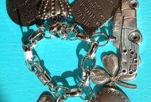 Junque' Jewelry / http://jewelryladyredriver.com