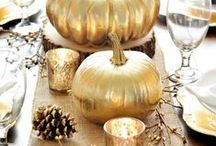 FALL-Halloween and Thanksgiving / Fall time / by Hayley Marshall