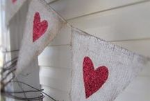 Valentines Day / Day of Love ideas / by Hayley Marshall