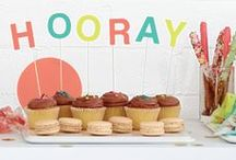 Birthday Decoration Ideas / I'm looking for some fun ways to decorate a Birthday Venue!