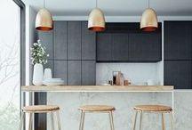 kitchen / by Lisa Clark