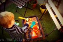 Rainy Day Activities for toddlers and kids / Rainy Day Activities for toddlers and children to keep boredom at bay!