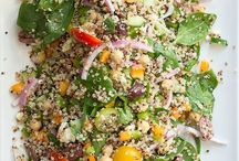 CLEAN EATING / clean eating, healthy eating, whole 30, 21 day fix, paleo, salads, quinoa, vegetable, low fat, low carb, garden