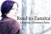"Fantasy Adventure Story: Road to Zanzica / ""It happened on the road to Zanzica"" begins the unexpected road adventure of Leeze am Holden in a melding of sword-fighting fantasy tropes with the romance themes of authors Georgette Heyer and Jane Austen. Fantasy adventure story available to read for free at http://skrawl.com/skrawls/1165-Road-to-Zanzica"