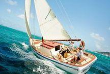 Sails / Sailing and dreaming about sailing
