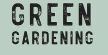Green Gardening / Engage Your Senses and Grow Sustainability In Your Own Yard: local flowers, organic gardening, heirloom seeds, heirloom vegetables,