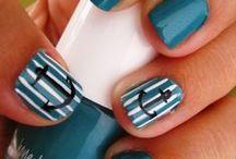Nails ooooo / by Brianna Adams