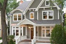 Home Sweet Home / by Brianna Adams