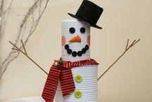 Christmas Ideas / by Brianna Adams