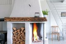 Fireplaces and Stoves / by HomeGardenDirectory .com