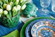 Tablescapes / by HomeGardenDirectory .com