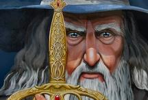 Tolkien Inspiration