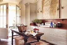 Laundry spaces / by HomeGardenDirectory .com