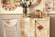 Sweet and Shabby / by Sheryl Nalley