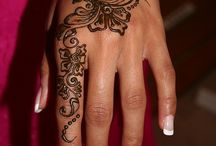 Awesome henna / by Allison Dench