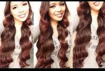 Heatless Curls/Waves/Straight Hair / by Krystal Lee