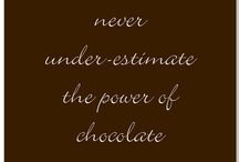 Chocolat / by Cherie Bandal