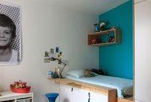 HOME / Chambres d'enfants / Kids bedroom