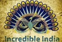 India-Namaste / by Cherie Bandal