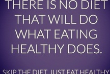 Health & Diet / by Cherie Bandal