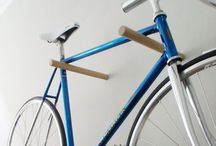 Bicycle: Display / A compilation of ideas on bicycle display
