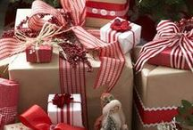 Giftwrap / by Sandy Bingman