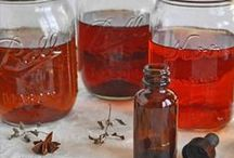 Herb garden and remedies