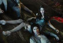 Vampire Diaries inspiration